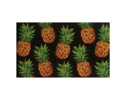 Pineapple Coco Mat 18 in. x 30 in.