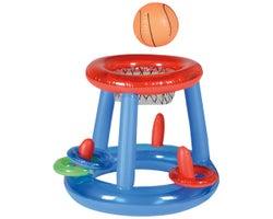 Jeu de basketball gonflable pour piscine 24 po