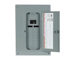 Square D 24-Circuit Electrical Panel 100 A