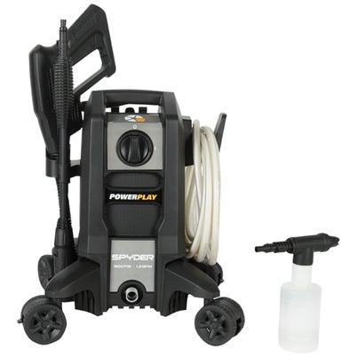 Laveuse à pression électrique Spyder 1 500 PSI