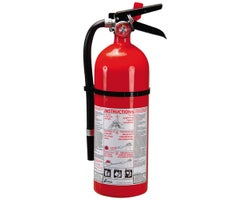 Commercial & Industrial Fire Extinguisher - Class ABC, 4 lb
