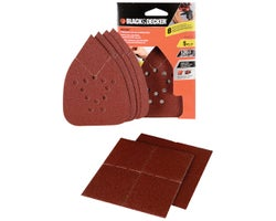 Mouse Sandpaper Assortment #120 (5-Pack)