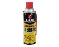 Lubrifiant au silicone3-en-1311 g
