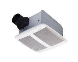 Ventilateur de salle de bains à haut-parleur Bluetooth 110 pi³/min