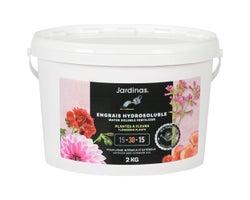 Engrais pour fleurs 15-30-15, 2 kg