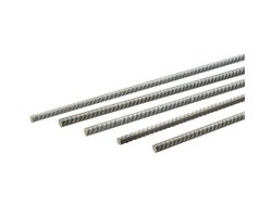 Steel Reinforcement Rods 15 mm x 10 ft