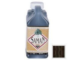 Black Latex Wood Stain - 946 ml
