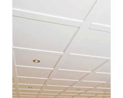 Embassy Suspended Ceiling Secondary Crossbar 2 ft. (10-Pack)
