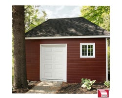 Insulated Shed Door 5 ft. X 7 ft. Artic 12