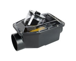 Clapet antiretour ABS 4 po (F x F)
