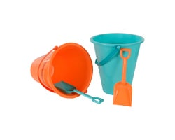 Sand Bucket and Shovel