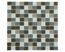 Vista Glass Mosaic 12 in. x 12 in.