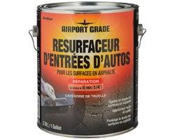 Resurfaceur pour asphalte 3,78 L
