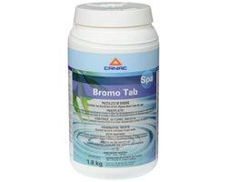 Brome en tablettes pour spa 1,8 kg
