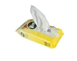 Lingettes désinfectantes Vim (Paquetde60)