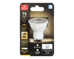 Ampoule-réflecteur DEL GU10, 6,5 W