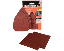 MegaMouse Sandpaper Assortment (5-Pack)