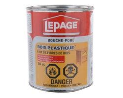 Bois plastique 946 ml