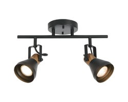 Makoba 2-Light Track Lighting