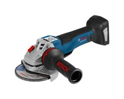 18 V Brushless Angle Grinder withNo Lock-On Paddle Switch(Tool Only)