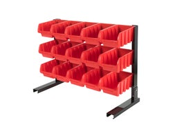 15-Compartment Storage Tray Set