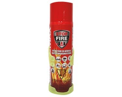 Aerosol Fire Extinguisher