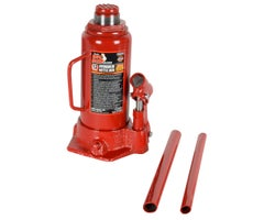 12-Ton Hydraulic Bottle Jack