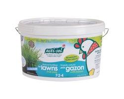Engrais naturel pour pelouse acti-sol, 7-2-4, 6 kg