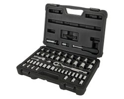 60-Pc. Socket Set (Imperial & Metric)