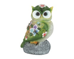 Decotive Owl 8 in.