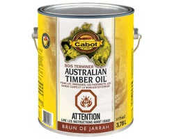 Fini pour le bois Australian Timber Oil Brun de Jarrah 3,78 ml