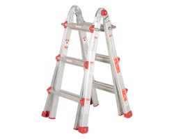 Multi-Purpose Aluminum Ladder 13 ft.Grade 1