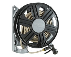 NeverLeak Wall-Mounted Hose Reel