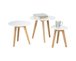 3-Piece Coffee Table Set