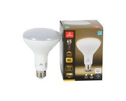 Ampoule DEL BR30 Blanc chaud 9 W