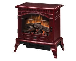 Traditional Electric Stove , 1500 W Cranberry