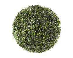 Artificial Leafy Shrub 15-3/4 in.