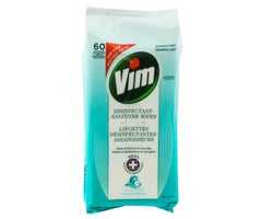 Vim Disinfecting Wipes (60-Pack)