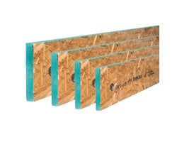 OSB Rim Joist9-1/2 in. x 12 ft.