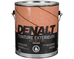 Denalt Solid Medium Base Exterior Stain 3.6 L