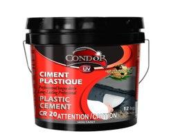 Black Plastic Cement 12 kg