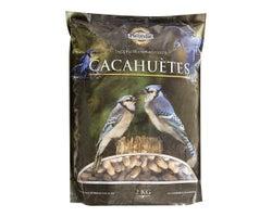Nourriture pour oiseaux Cacahuètes 2 kg