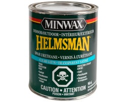Helmsman Urethane Satin Varnish - 946 ml