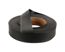 Vinyl Baseboard Black 4in. (Bulk)