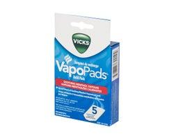 Tampons de rechange VapoPads (Paquet de 5)