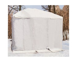 Toile hivernale pour abri-soleil 10pix14pi