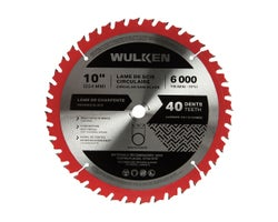 Framing Circular Saw Blade10 in. (40-Teeth)
