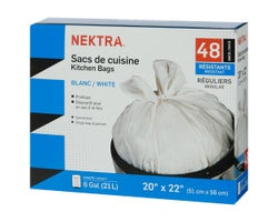 Kitchen Trash Bags (48-Pack)