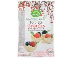 Fruit Fertilizer 10-5-20, 1.8 kg