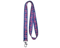 Cordon porte-clés Hibiscus (Leash)